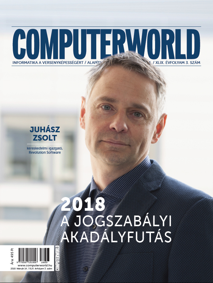 Computerworld címlap